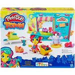 Conjunto Play-Doh Town Pet Shop - Hasbro