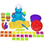 Conjunto Play Doh Vila Sésamo Come-Come Hasbro