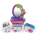 Conjunto Play-Dooh Dohvinci Estilo e Beleza Hasbro