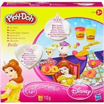 Conjunto Playdoh Diversão Princesas - Belle Magical Tea Party - Hasbro