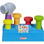 Conjunto Playskool Martelar e Aprender Plástico Colorido