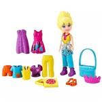 Conjunto Polly Pocket Passeio em Nova York Mattel