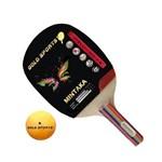 Conjunto Raquete Tenis de Mesa Mintaka Gold Sports