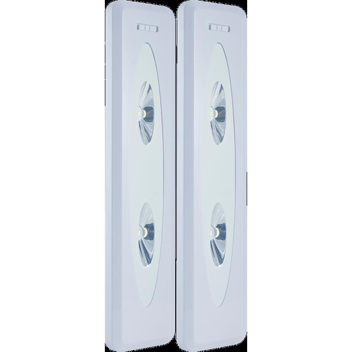 Conjunto Sem Fio Barra de Iluminação em LED e Interruptor