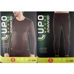 Conjunto Térmico Warm Lupo Sport Isolamento Nilit Heat Advanced Masculino 70054-001 70661-001