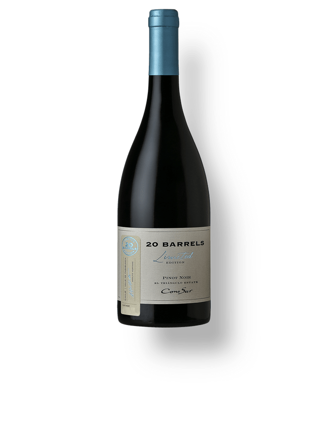 Cono Sur 20 Barrels Limited Edition Pinot Noir