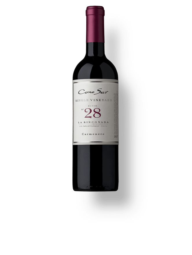 "Cono Sur Single Vineyard Carmenère Block 28 ""La Rinconada"""