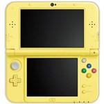 Console New 3ds Xl Edição Especial Pikachu - Nintendo