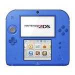 Console Nintendo 2ds Jogo Mario Kart 7 Azul