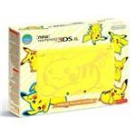 Console Nintendo New 3ds Xl - Pikachu Edition