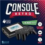 Console Retrô Brevit - Recalbox - Cartao 16gb