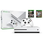Console Xbox One S 500GB + Gta 5 + Cod Wwii