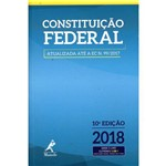 Constituição Federal - 10 Edição - 2018