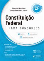 Constituição Federal para Concursos (CF) (2019)