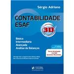Contabilidade Esaf 3d - Juspodivm