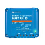Controlador Carga Bateria Solar Victron Centrium ENERGY SCC010015050R Bluesolar MPPT 75V 15A 12/24V