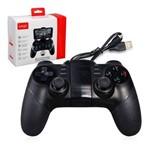 Controle Bluetooth 3 em 1 Smartphone/PC/PS3 2.4G PG-9076 Wireless Controller Ípega