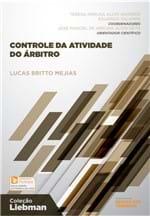 Controle da Atividade do Árbitro - Coleção Liebman