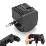 Controle de Volume P/ Fone de Ouvido Dualshock Playstation 4