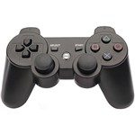 Controle Dual Shock Bluetooth P/ PS3 - Dazz