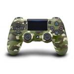 Controle Dualshock 4 Verde Camuflado Japones Ps4