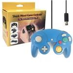 Controle Nintendo Game Cube Azul