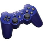 Controle Playstation 3 Dual Shock Wirelless Azul