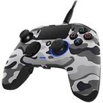 Controle Pro Nacon Cinza Camuflado para Playstation 4