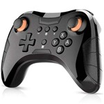 Controle Pro Sem Fio para Nintendo Switch - Dobe