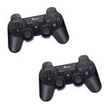 Controle Ps3 Dualshock Paralelo Sem Fio Knup Kp-4021