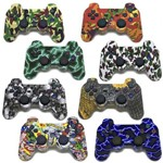 Controle Ps3 Sem Fio Playstation 3 Wireless Customizado Feir