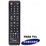 Controle Remoto Compatível com Tv Samsung