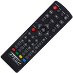 Controle Remoto Conversor Digital Intelbras CD 636