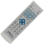 Controle Remoto DVD SVA D1088 / D2028 / D2088 / SVA312A