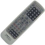 Controle Remoto Micro System com DVD CCE RC-102 / ADV650 / ADV700 / ADV750 / ADV950