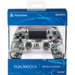 Controle Sem Fio Playstation 4 Dualshock Camuflado - Sony