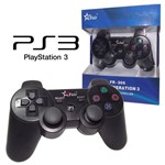 Controle Sem Fio PS3 Wireless Bluetooth Dualshock Playstation 3 Joystick – Feir FR-205