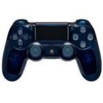 Controle Sem Fio Sony Dualshock 4 500Million LE CUH-ZCT2U para Playstation 4 - Azul Escuro
