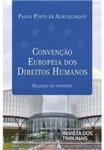 Convenção Europeia dos Direitos Humanos
