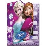 Convite de Aniversario Frozen R241 C/08 Un Regina Festas Pct.c/12