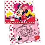 Convite de Aniversario Minnie Red R.95 C/08 Un Regina Festas Pct.c/12