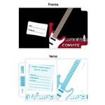 Convite Guitarra Ref.771 C/10 - Kidart