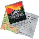 Convite Jurassic World 2 | C/8