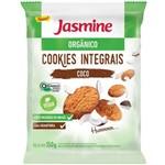 Cookie Coco Orgânico 150g - Jasmine