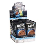 Cookies Double Chocolate Zero Acucar 10un 34g Belive