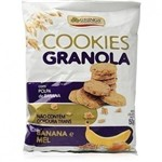 Cookies Granola, Banana e Mel