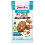 Cookies Mini Jasmine Capuccino com Avela 35g