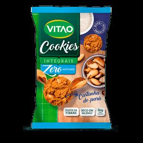 Cookies Zero Integral Castanha do Pará 80g