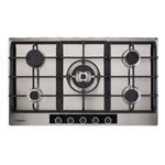Cooktop a Gás com 5 Queimadores 90cm Casual Cooking Cuisinart -220v P950stxl
