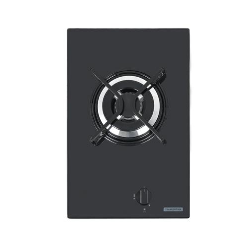 Cooktop a Gás Domino Glass 1 Queimador Tri 30cm - 94702/101 - Tramontina - Tramontina